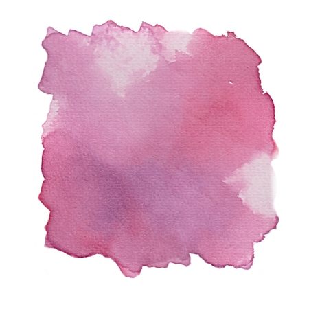 Dark Purple Pink Watercolor Square Texture Background
