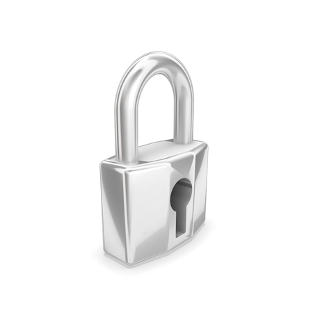 3d lock Stock Photo