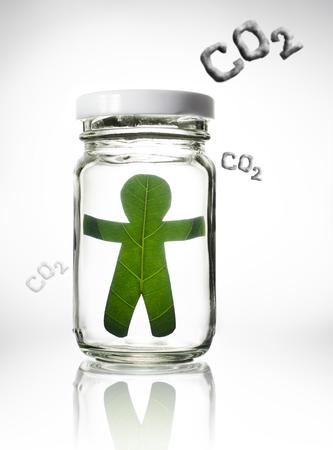 dioxide: protect humen form carbon dioxide