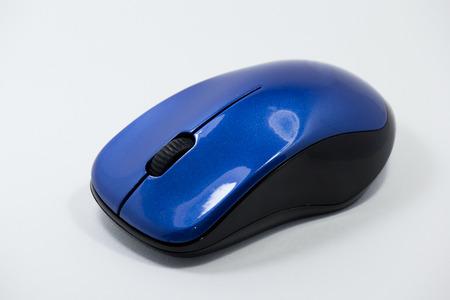 blue mouse 免版税图像
