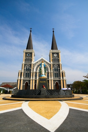 Christ Church Cathedral, Thailand photo