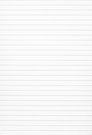 college ruled: White line paper page