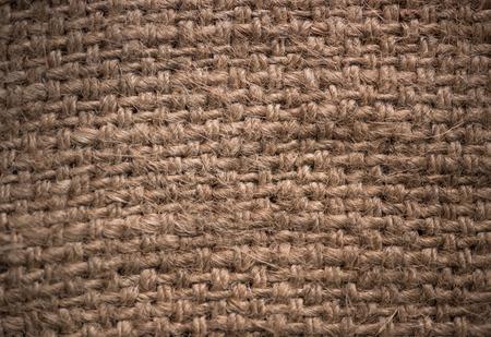 sackcloth: Vintage Sackcloth texture background. Stock Photo