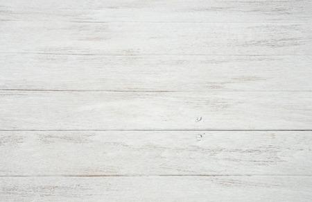 背景の白いウッド テクスチャ