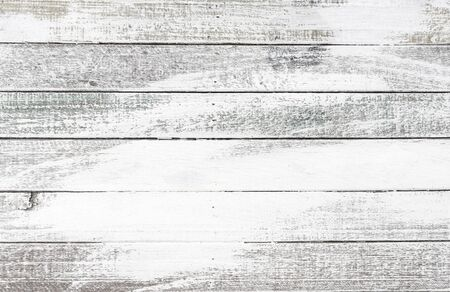 Closeup white wood texture for background.