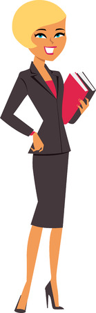 fullbody: Woman Businesswoman Portrait