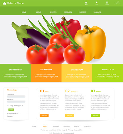 Web Design Website Elements