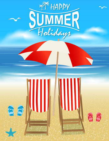Vacation travel and summer holidays. Vacation and Tourism concept