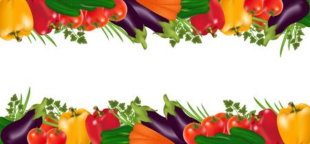 有機野菜と背景。健康食品。新鮮な食品のコンセプト 写真素材 - 84500333