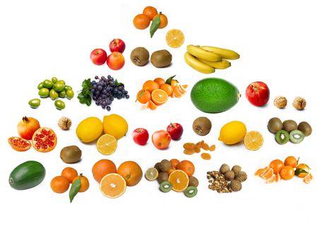 piramide alimenticia: pir�mide de los alimentos