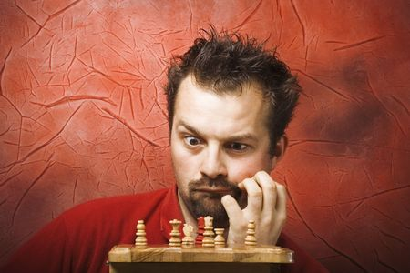 pensamiento estrategico: maestro de ajedrez