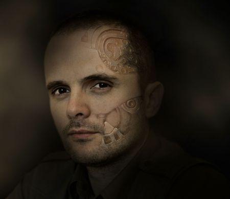 terminator: male as a machine