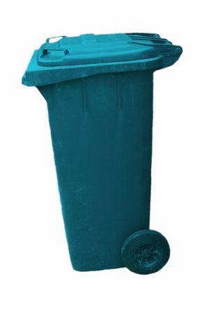 separacion de basura: bote de basura para la separaci�n de basura