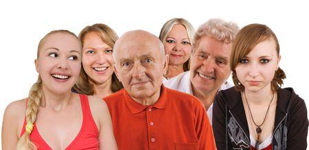 people group photo