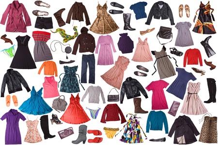 clothing store: clothing Stock Photo