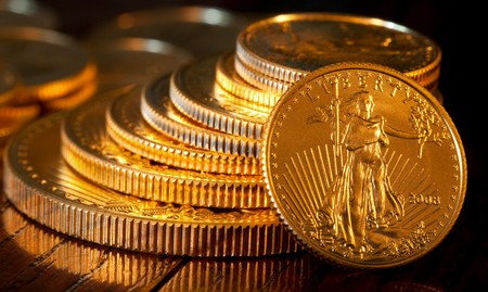 american eagle: American eagle gold currency coins