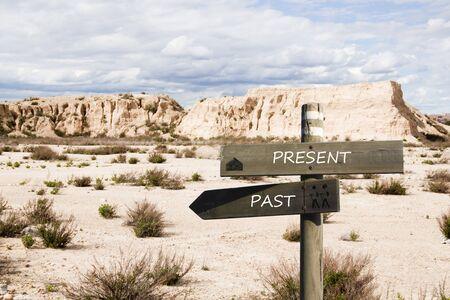 desert landscape in an arid earth in Spain Stock fotó