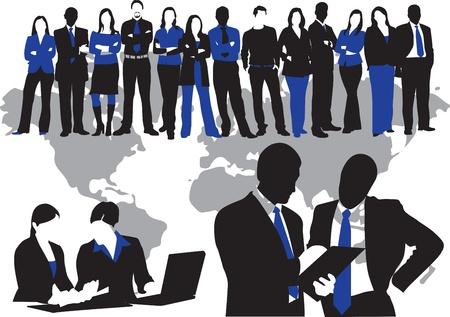 Business People Stock fotó - 17983311