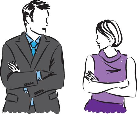 couple illustration