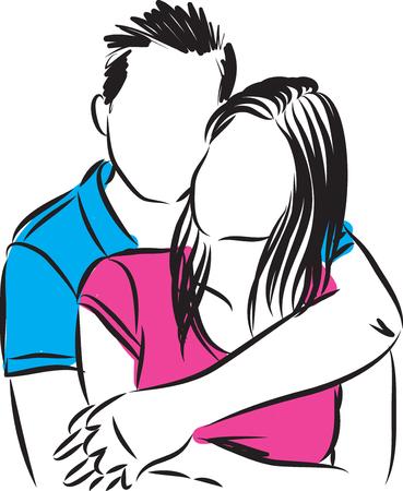 Couple avatar