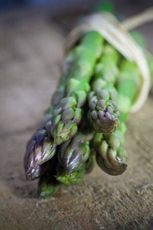 Bunch of Asparagus Tips