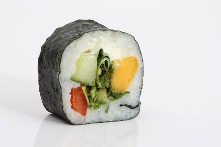 asian food, sushi, fish, rice