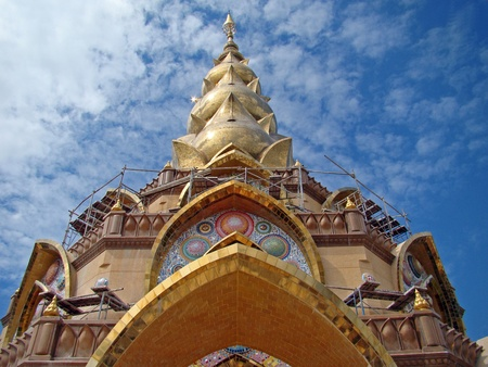 Beautiful pagoda photo
