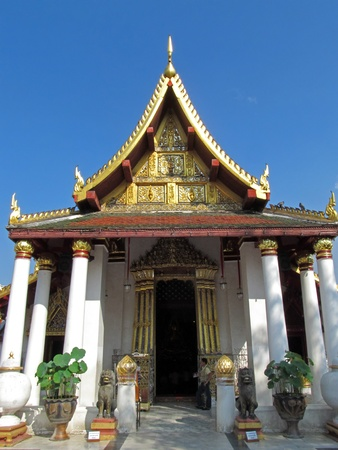 Wat thai photo