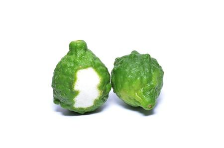 kafir lime: Thai lime