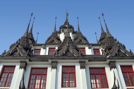 Iron Temple of Thailand photo