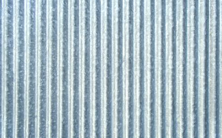 corrugated iron: iron metal texture