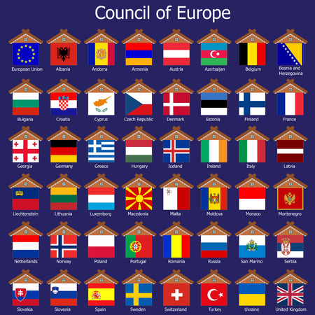 Countires of Europe photo