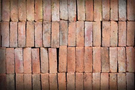 red brick texture background,retro vintage style photo