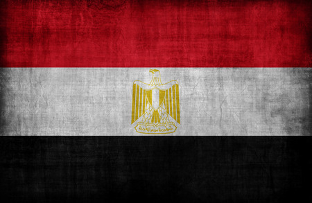 flag of egypt: Egypt flag pattern,retro vintage style
