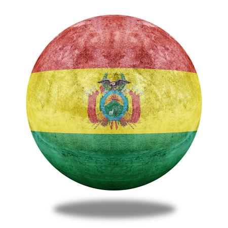 bandera de bolivia: patr�n de la bandera de Bolivia c�rculo de piedra shape textura
