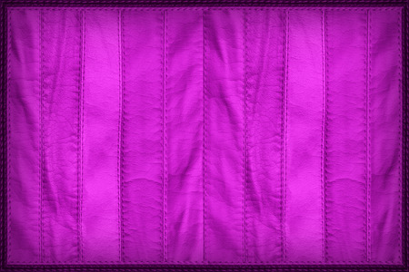 magentas: Magentas color on synthetic leather texture Stock Photo