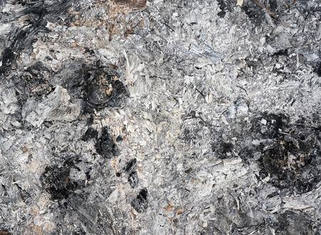 ashes grunge texture Reklamní fotografie