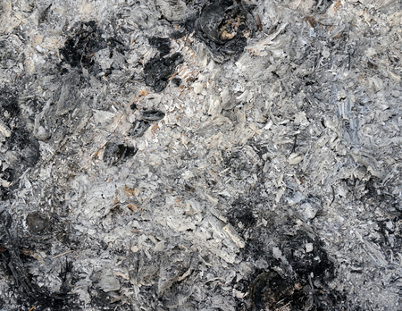 background textures: ashes grunge texture Stock Photo