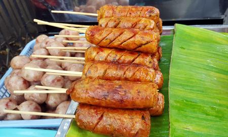 Grill Northern Thai Sausage