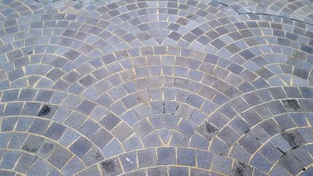 Brick floor pattern