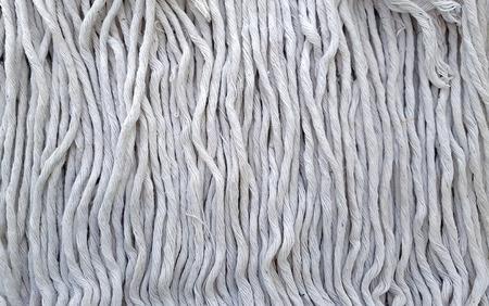 close up mop texture Banco de Imagens