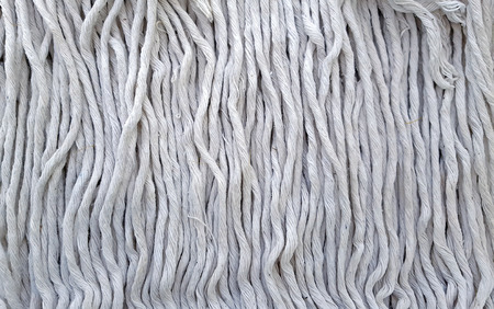 close up mop texture Archivio Fotografico