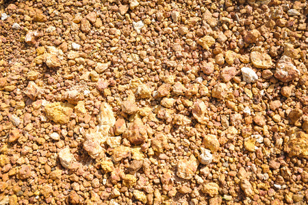 chromic: laterite soil background