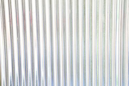 bulkhead: Texture of galvanized iron Stock Photo