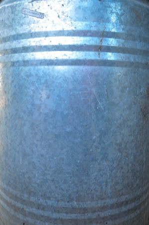 thatched: Texture of galvanized iron Stock Photo
