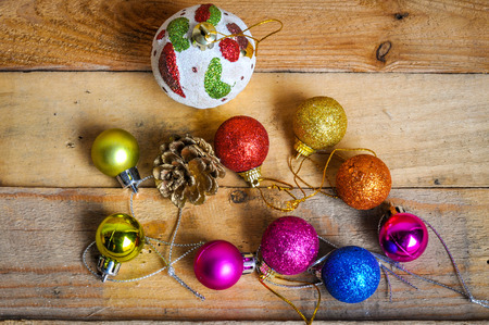 antecedents: Christmas decoration