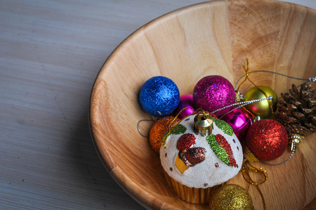 extol: Christmas decoration