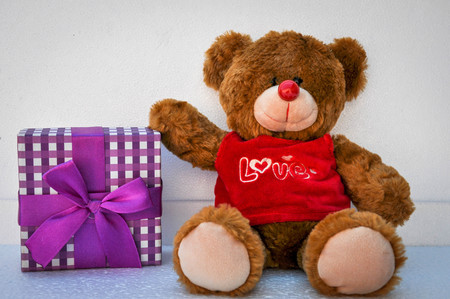 antecedents: Valentines Day. Teddy Bear Loving cute