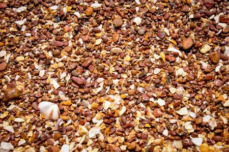 gravelly: Gravel Stock Photo