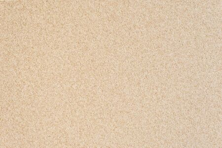 Textured sand background. Decorative wall plaster, interior decoration. Background image of a wall with beige textured coating.